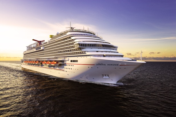 New Cruise Ships For A Watch List Brits On A Ship - List of largest cruise ships