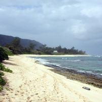 hawaii-Mokuleia Beach
