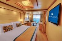 Mini-Suite Stateroom