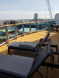 Corner Suite Aft Balcony