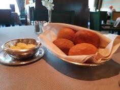 Bread Rolls & Butter