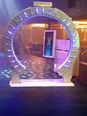 Stargate scanner